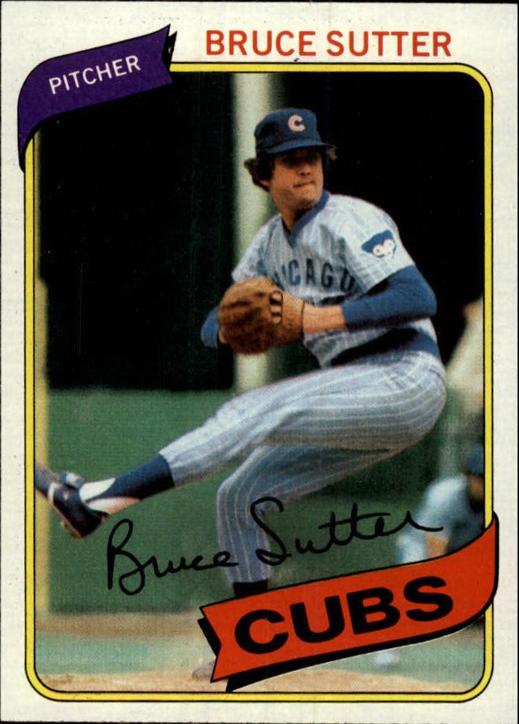 1980 Topps Baseball Card #s 1-100 +Rookies