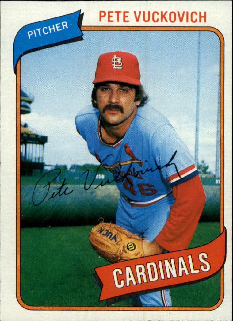1980 Topps #57 Pete Vuckovich