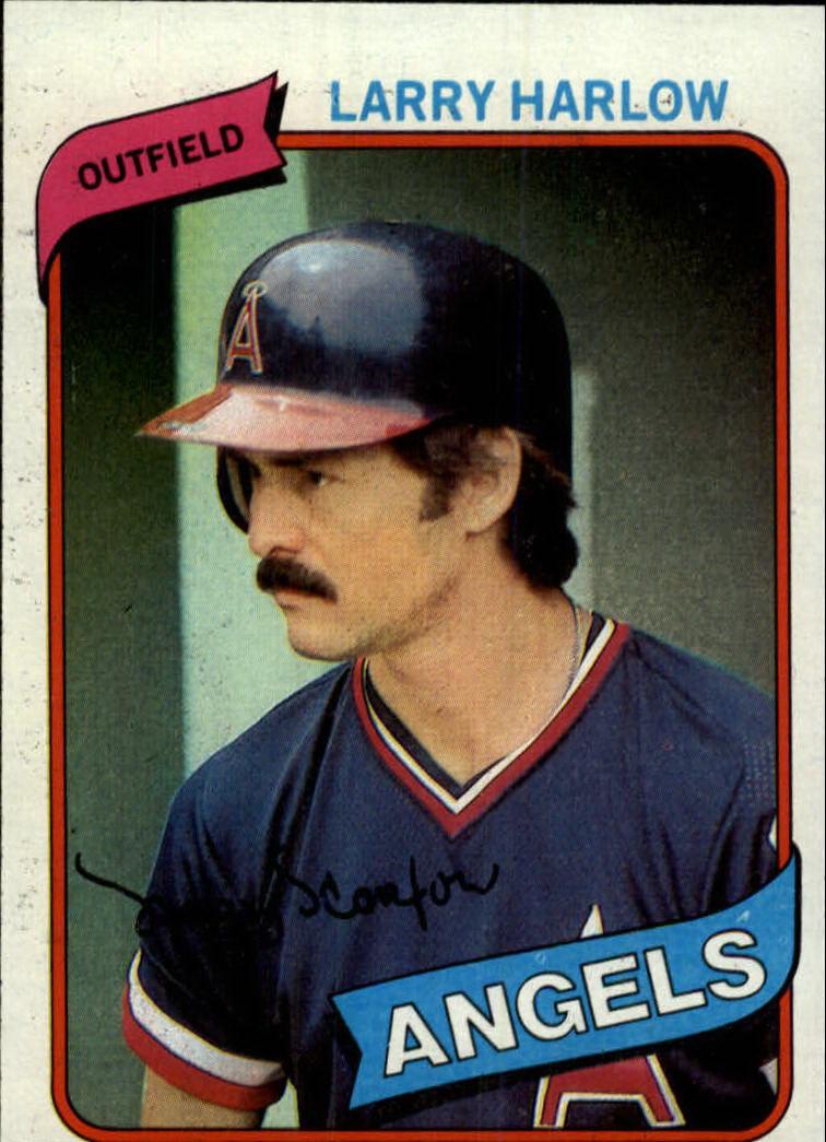 1980 Topps #68 Larry Harlow