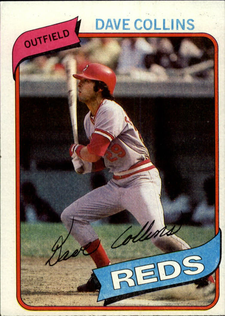 1980 Topps #73 Dave Collins