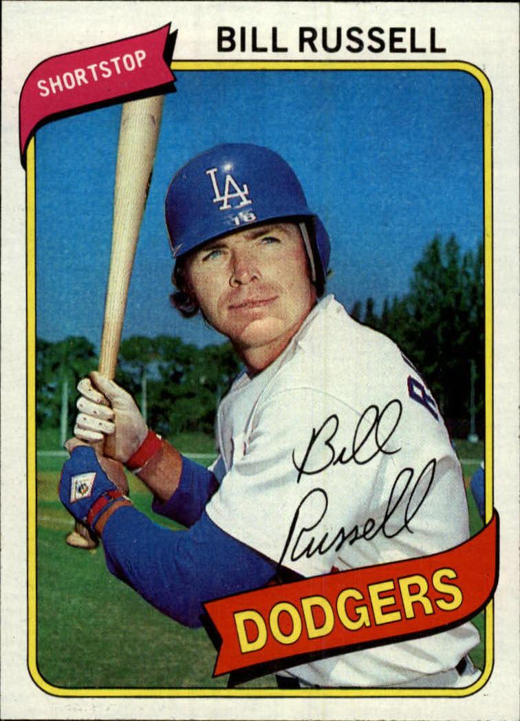 1980 Topps #75 Bill Russell
