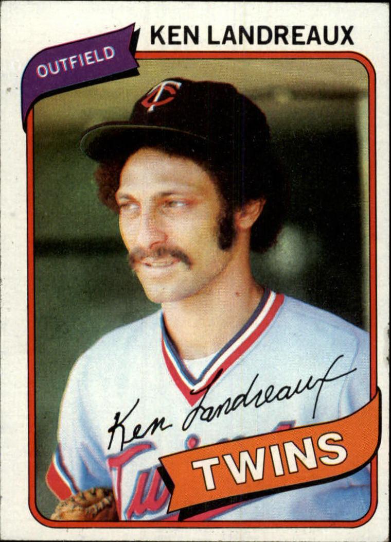 1980 Topps #88 Ken Landreaux