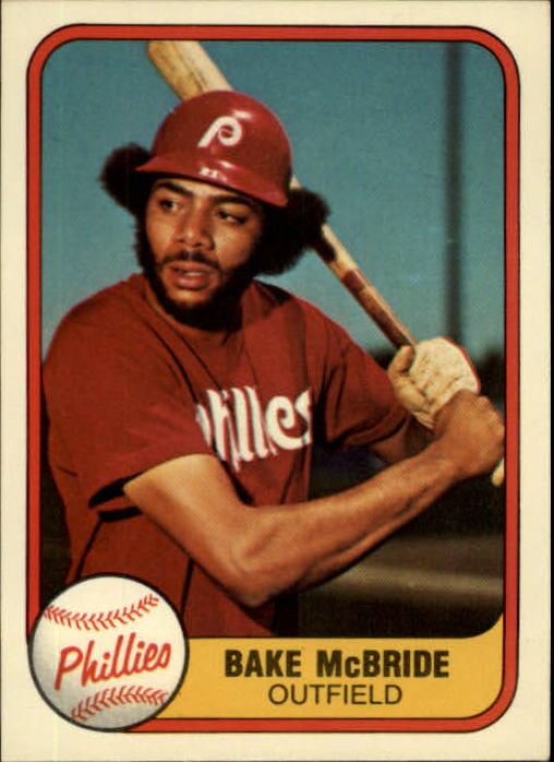 Buy 1981 Fleer Sports Cards Online Baseball Card Value Checklist