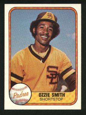 Buy Ozzie Smith Cards Online Ozzie Smith Baseball Price