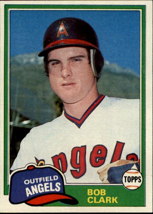 1981 Topps #288 Bob Clark
