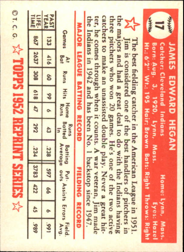 1983-Topps-1952-Reprint-BB-Card-039-s-1-250-You-Pick-Buy-10-cards-FREE-SHIP thumbnail 23