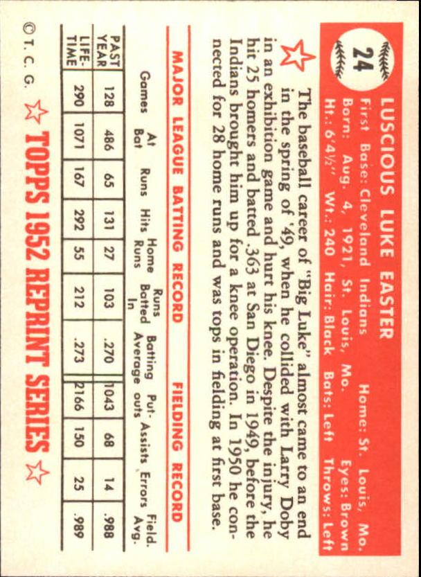 1983-Topps-1952-Reprint-BB-Card-039-s-1-250-You-Pick-Buy-10-cards-FREE-SHIP thumbnail 31
