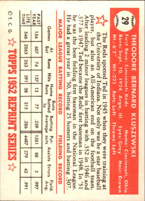 1983-Topps-1952-Reprint-BB-Card-039-s-1-250-You-Pick-Buy-10-cards-FREE-SHIP thumbnail 41