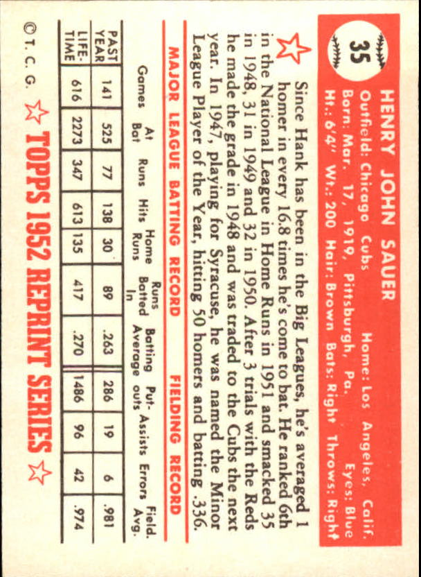 1983-Topps-1952-Reprint-BB-Card-039-s-1-250-You-Pick-Buy-10-cards-FREE-SHIP thumbnail 51