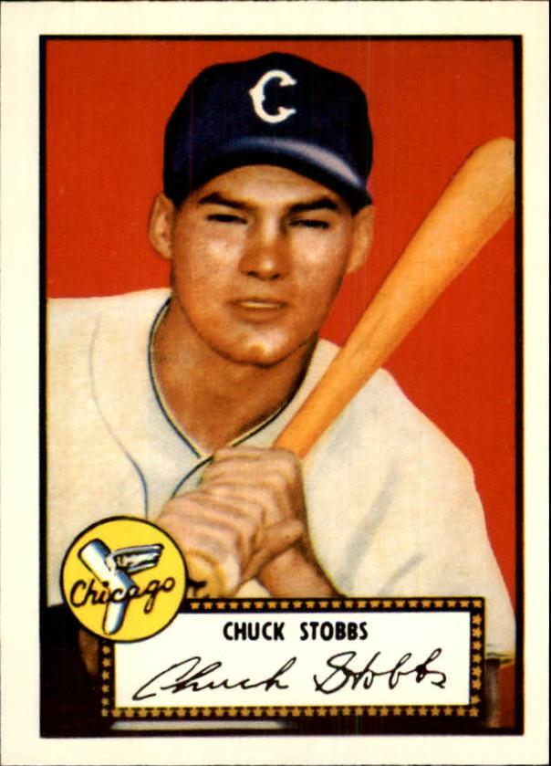 1983 Topps 1952 Reprint #62 Chuck Stobbs