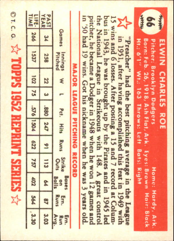 1983-Topps-1952-Reprint-BB-Card-039-s-1-250-You-Pick-Buy-10-cards-FREE-SHIP thumbnail 103