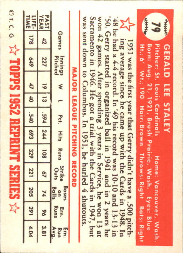 1983-Topps-1952-Reprint-BB-Card-039-s-1-250-You-Pick-Buy-10-cards-FREE-SHIP thumbnail 127
