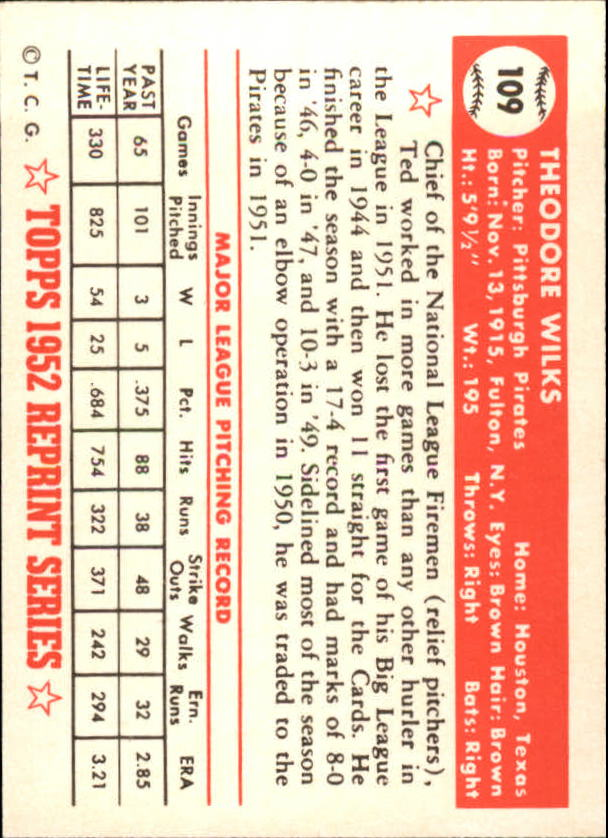 1983-Topps-1952-Reprint-BB-Card-039-s-1-250-You-Pick-Buy-10-cards-FREE-SHIP thumbnail 178