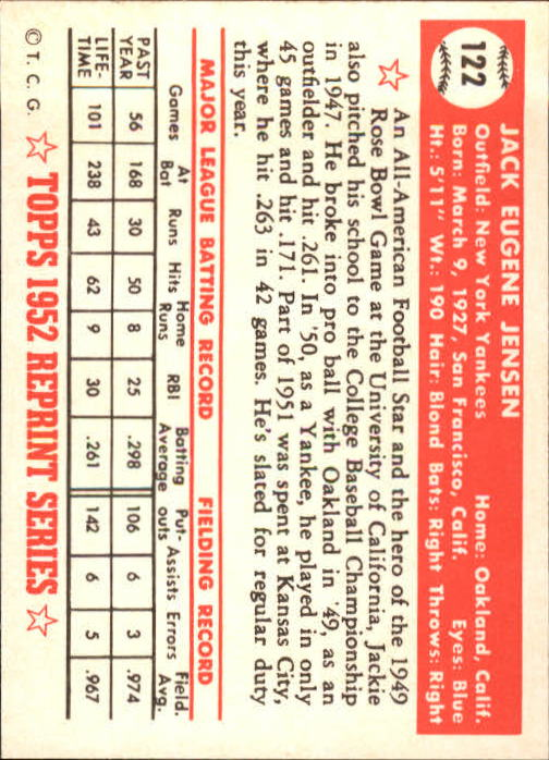 1983-Topps-1952-Reprint-BB-Card-039-s-1-250-You-Pick-Buy-10-cards-FREE-SHIP thumbnail 202