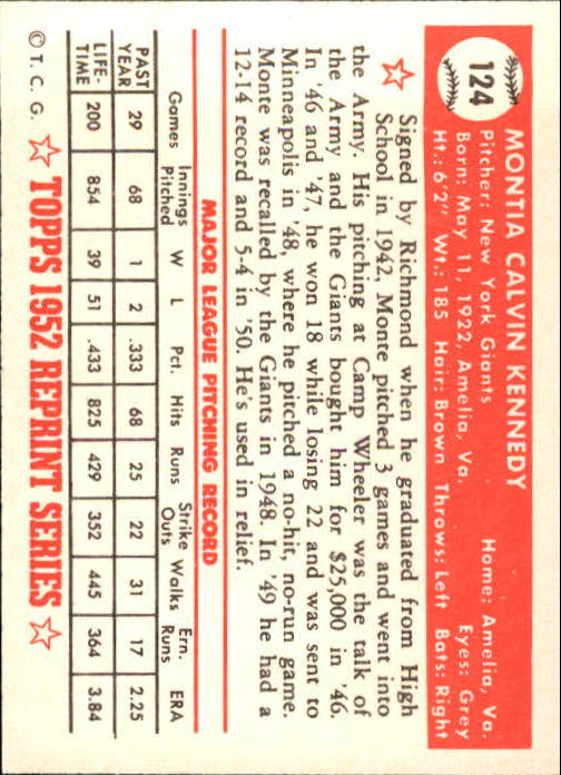 1983-Topps-1952-Reprint-BB-Card-039-s-1-250-You-Pick-Buy-10-cards-FREE-SHIP thumbnail 204