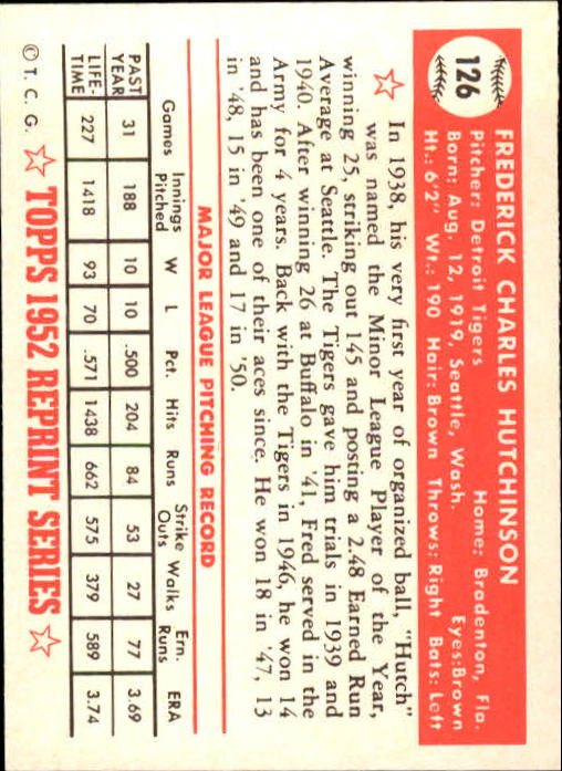 1983-Topps-1952-Reprint-BB-Card-039-s-1-250-You-Pick-Buy-10-cards-FREE-SHIP thumbnail 208