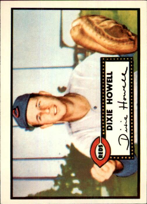 1983 Topps 1952 Reprint #135 Dixie Howell