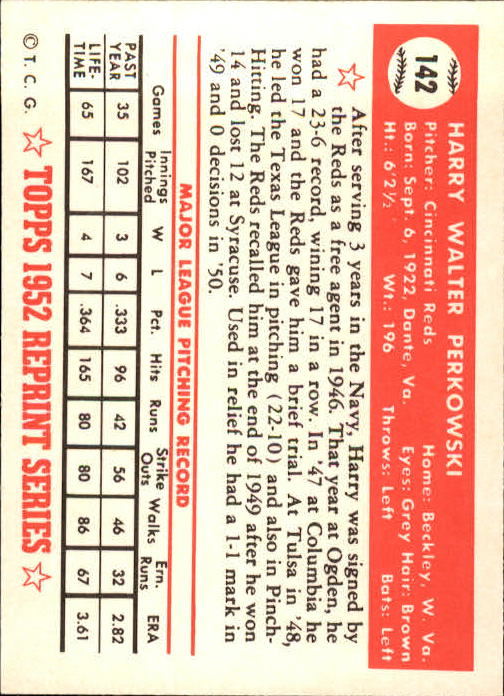 1983-Topps-1952-Reprint-BB-Card-039-s-1-250-You-Pick-Buy-10-cards-FREE-SHIP thumbnail 238