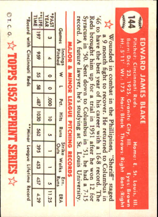 1983-Topps-1952-Reprint-BB-Card-039-s-1-250-You-Pick-Buy-10-cards-FREE-SHIP thumbnail 242