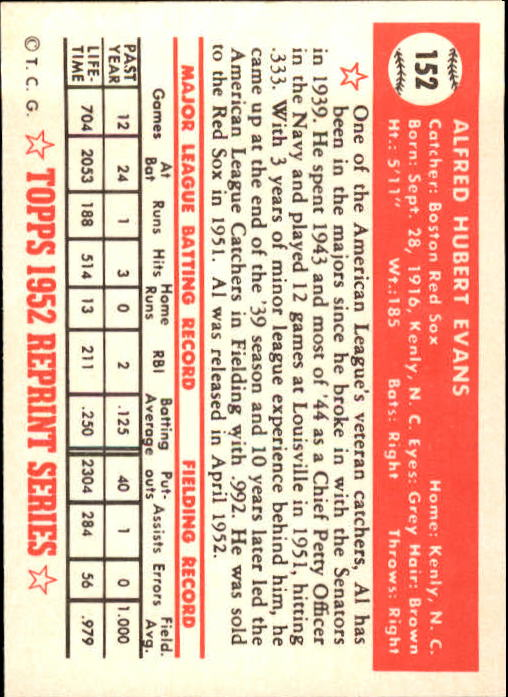 1983-Topps-1952-Reprint-BB-Card-039-s-1-250-You-Pick-Buy-10-cards-FREE-SHIP thumbnail 256