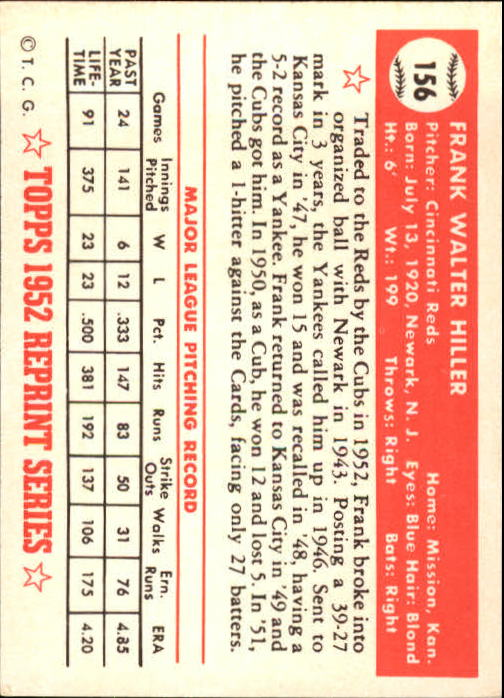 1983-Topps-1952-Reprint-BB-Card-039-s-1-250-You-Pick-Buy-10-cards-FREE-SHIP thumbnail 264