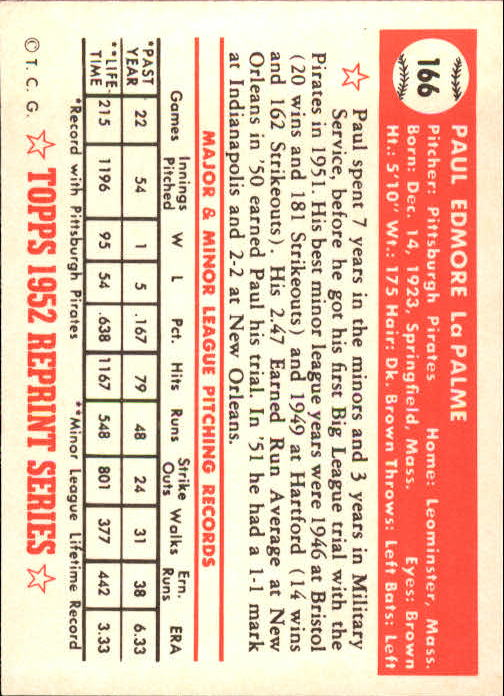 1983-Topps-1952-Reprint-BB-Card-039-s-1-250-You-Pick-Buy-10-cards-FREE-SHIP thumbnail 280