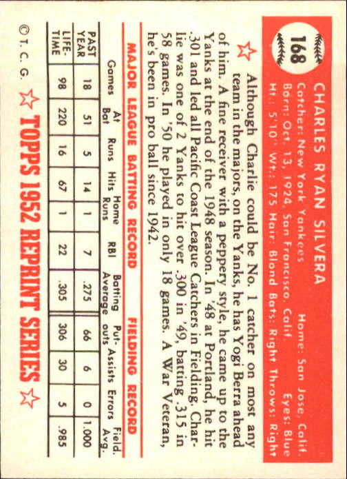 1983-Topps-1952-Reprint-BB-Card-039-s-1-250-You-Pick-Buy-10-cards-FREE-SHIP thumbnail 284