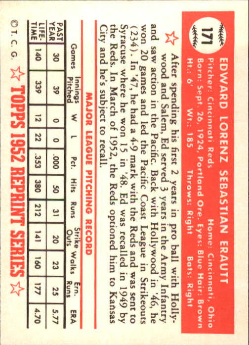 1983-Topps-1952-Reprint-BB-Card-039-s-1-250-You-Pick-Buy-10-cards-FREE-SHIP thumbnail 288