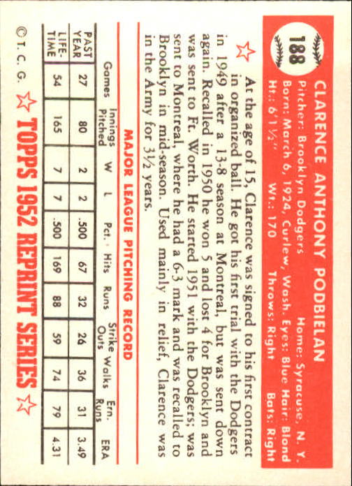 1983-Topps-1952-Reprint-BB-Card-039-s-1-250-You-Pick-Buy-10-cards-FREE-SHIP thumbnail 318