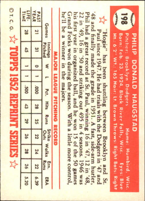 1983-Topps-1952-Reprint-BB-Card-039-s-1-250-You-Pick-Buy-10-cards-FREE-SHIP thumbnail 334