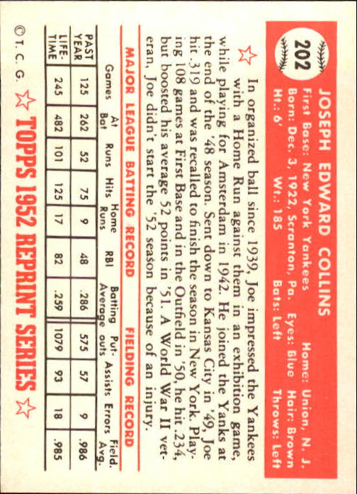 1983-Topps-1952-Reprint-BB-Card-039-s-1-250-You-Pick-Buy-10-cards-FREE-SHIP thumbnail 342