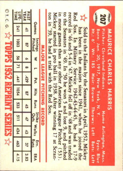 1983-Topps-1952-Reprint-BB-Card-039-s-1-250-You-Pick-Buy-10-cards-FREE-SHIP thumbnail 352