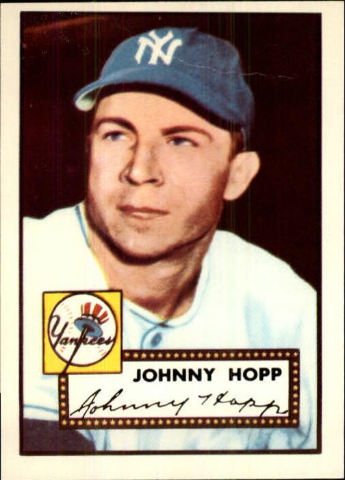 1983 Topps 1952 Reprint #214 Johnny Hopp