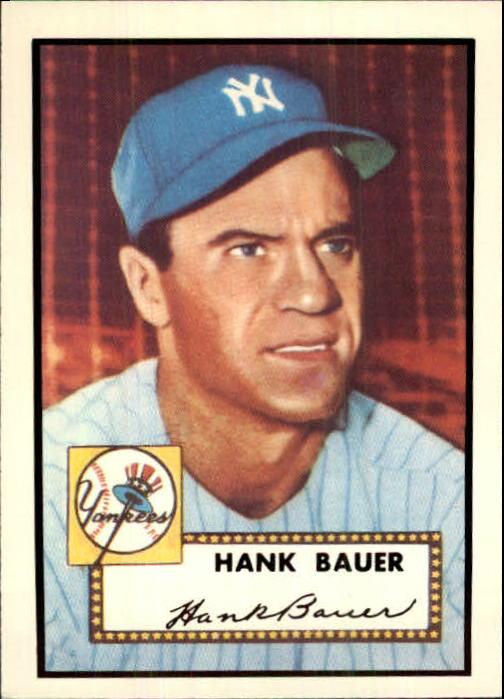 1983 Topps 1952 Reprint #215 Hank Bauer