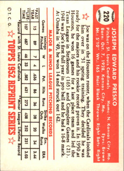 1983-Topps-1952-Reprint-BB-Card-039-s-1-250-You-Pick-Buy-10-cards-FREE-SHIP thumbnail 370