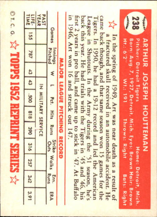 1983-Topps-1952-Reprint-BB-Card-039-s-1-250-You-Pick-Buy-10-cards-FREE-SHIP thumbnail 398