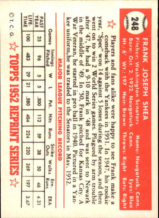 1983-Topps-1952-Reprint-BB-Card-039-s-1-250-You-Pick-Buy-10-cards-FREE-SHIP thumbnail 416