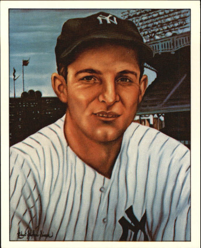 1983 Yankees A-S Fifty Years #18 Tommy Henrich