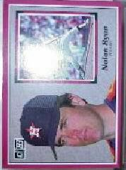 1983 Donruss Action All-Stars #23 Nolan Ryan