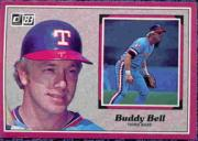1983 Donruss Action All-Stars #40 Buddy Bell