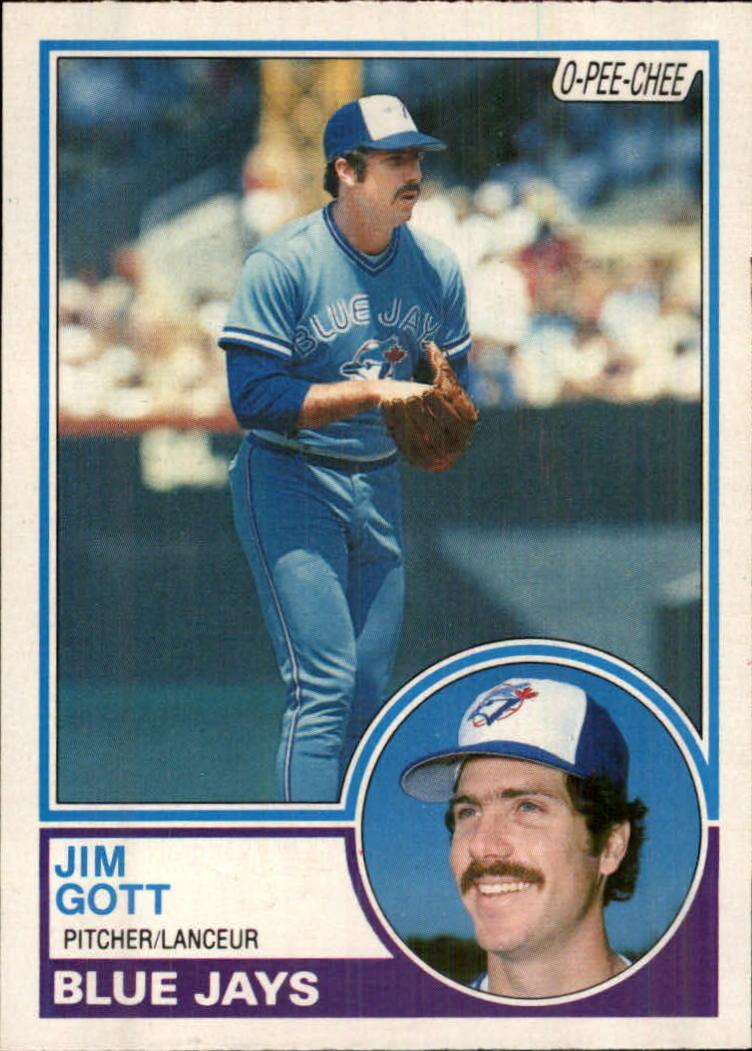 1983 O-Pee-Chee #62 Jim Gott