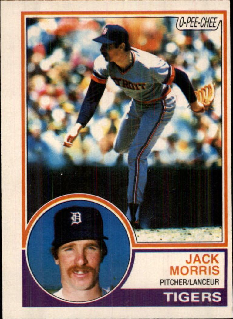 1983 O-Pee-Chee #65 Jack Morris