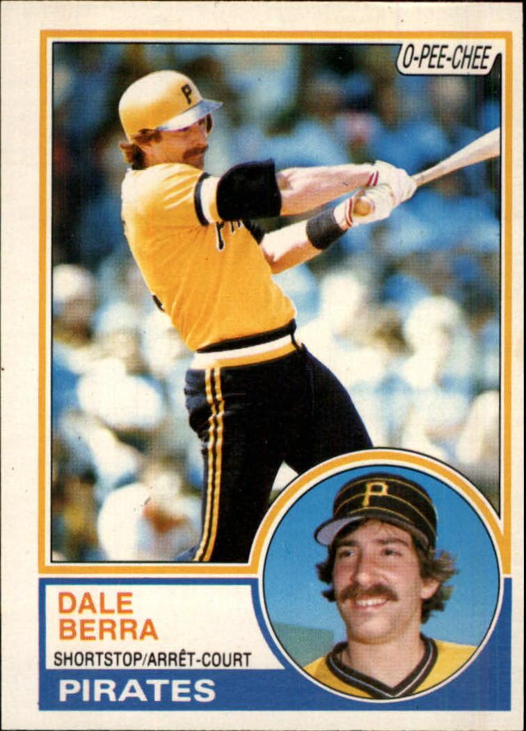 1983 O-Pee-Chee #271 Dale Berra