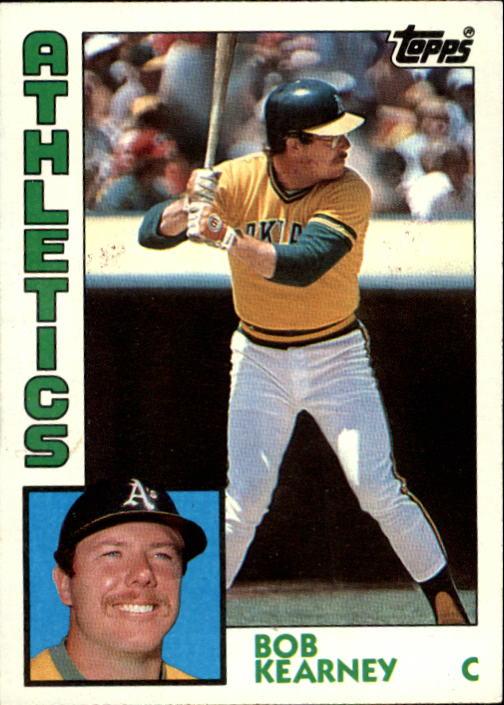 1984 Topps #326 Bob Kearney