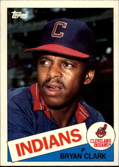 1985 Topps Traded #21T Bryan Clark