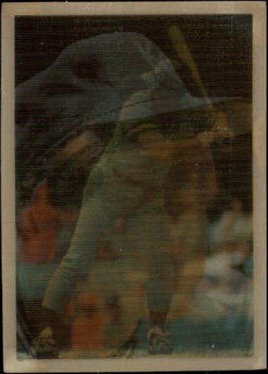 1986 Sportflics #1 George Brett