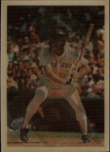 1986 Sportflics #3 Wade Boggs