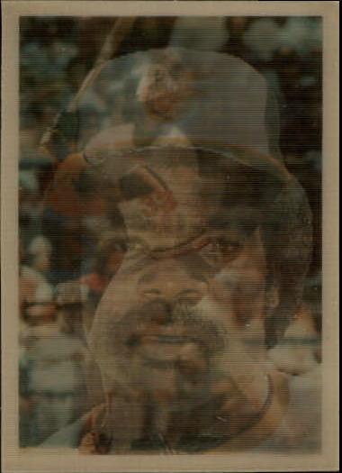 1986 Sportflics #4 Eddie Murray