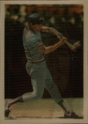 1986 Sportflics #5 Dale Murphy