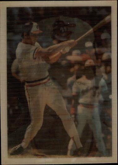 1986 Sportflics #8 Cal Ripken